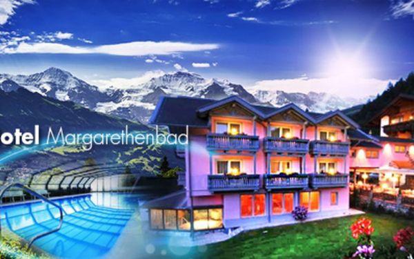 4, 6 nebo 8 DNÍ pro 2 osoby v Rakousku, luxusní hotel Margarethenbad **** v Korutanech již od 2990 Kč! Neomezený vstup do WELLNESS a výlety na sněžnicích, sauna, vířivka s noční oblohou. V okolí 5 skiareálů!