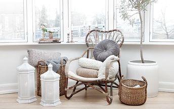 100 Kč sleva při nákupu nad 500 Kč - moderní dekorace a bytové doplňky Bella Rose