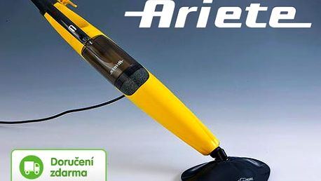 Výkonný parní mop Ariete – doručení zdarma