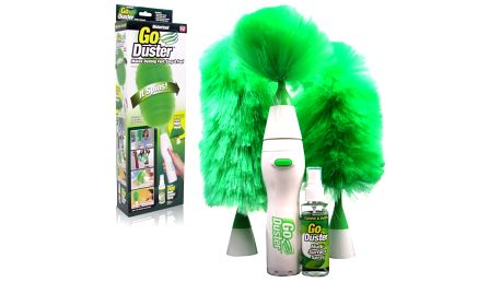 Go Duster - kefa na odstránenie prachu