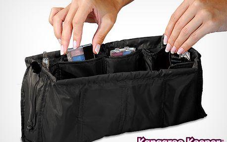 Praktický organizér do každej kabelky - 2 kusy len za 6,99€
