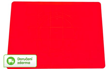 Silikonová deska do kuchyně – 4 barvy