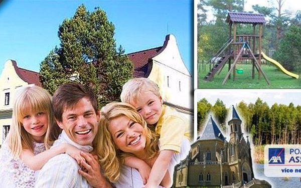 3 dny pro dva v malebných jihočeských Borkovicích zapsaných na seznamu UNESCO díky jedinečnému selskému baroku!! Ubytování v apartmánech Blatského dvora s příjemnou atmosférou!