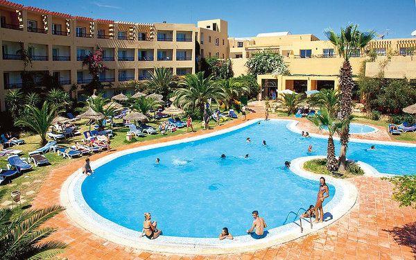 Tunisko letecky s All Inclusive! 8 dní ve čtyřhvězdičkovém hotelu.