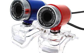 Webkamera s klipem - 2 barvy a poštovné ZDARMA! - 2805186