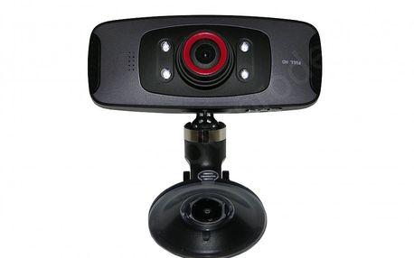 TRACER - kamera do auta GAMA DVR400, 4xZOOM, noční vidění