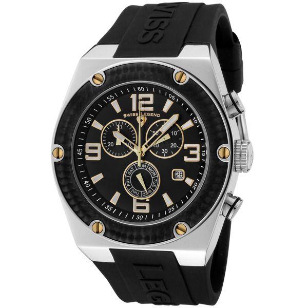 Pánské hodinky Swiss Legend Throttle