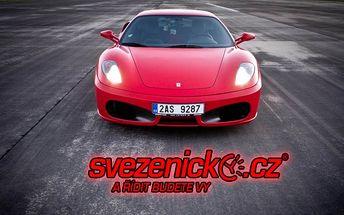 Jen 990 Kč za 30minutovou životní jízdu v nejrychlejších autech na světě! Porsche 911, Chevrolet Camaro nebo 15 minut ve Ferrari F430 nebo Lamborghini Gallardo. Adrenalinová jízda s 86% slevou! Koukněte na ukázku jízdy.