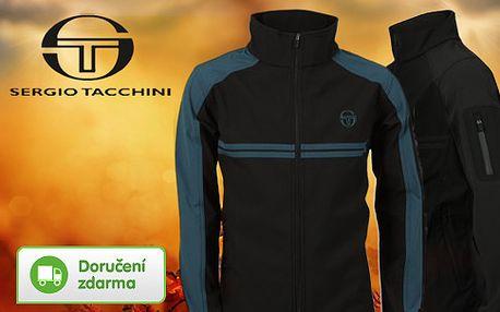 Pánská softshellová bunda Sergio Tacchini