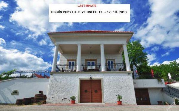 6 dní luxusního wellness u Balatonu pro dva * Stylový hotel ZENIT 4**** s polopenzí * Termín 12. 10 - 17.10.
