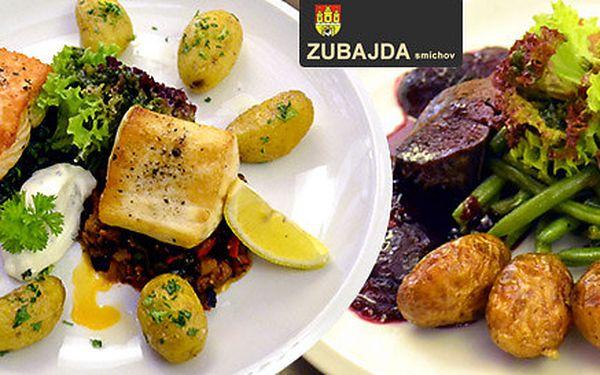 Restaurace Zubajda