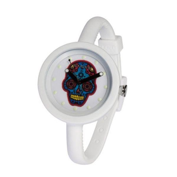 Bílé hodinky Mex
