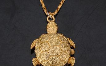 Závěsné hodinky ve tvaru želvičky a poštovné ZDARMA! - 273