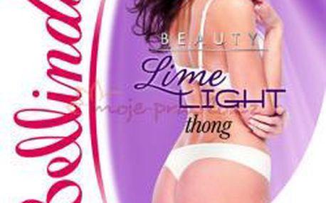 Dámské tanga bellinda 832204 lime - light thong