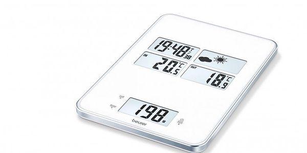 Moderní kuchyňská váha Beurer KS 80