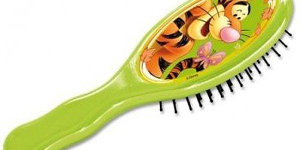 Dětský kartáč na vlasy Tygr