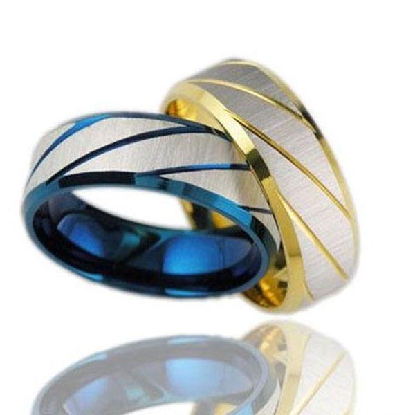 Pánský titanový prsten - 4 velikosti a poštovné ZDARMA! - 273