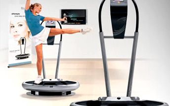 Jen 190 Kč za 2 x 30 minut cvičení na Fitvibe® - vibrační plošině s trenérem.