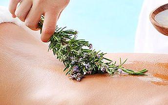 60 minutová masáž celého těla LEVANDULOVÉ OPOJENÍ za skvělých 299 Kč!
