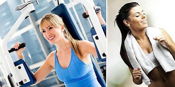 Neomezený měsíční vstup do dámského fitness centra