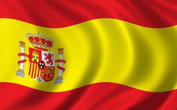 Půlroční kurz španělštiny pro mírně pokročilé, Praha - den výuky na výběr podle Vaší preference