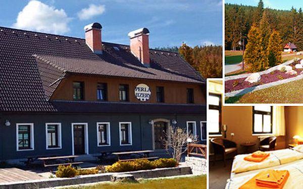 Podzimní pobyt 2013 v Jizerských horách pro dvě osoby