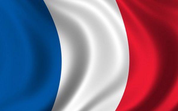 Půlroční kurz francouzštiny pro začátečníky A0+, Praha - St 18:30