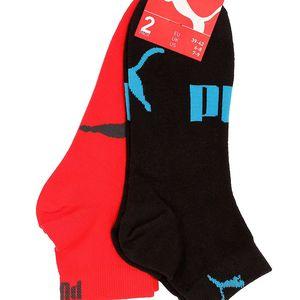 Sportovní ponožky Puma z kvalitního příjemného materiálu