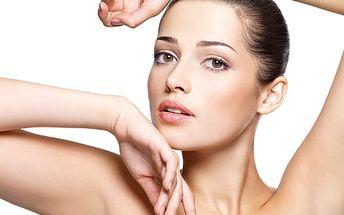 Luxusní kosmetické ošetření s vyhlazující masáží ...