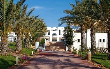 Tuniská Djerba letecky! Hotel Clubhotel Riu Palm Azur, 8 dní, All Inclusive! Garance kvality Invia.cz