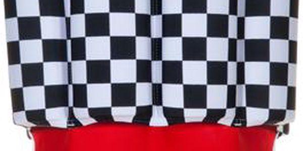Beverly Kids Chlapecké nadnášející plavky - Racing Star, 98 cm