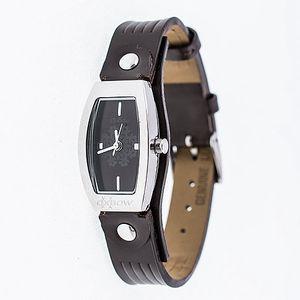 Náramkové hodinky Brown Flow