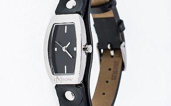 Náramkové hodinky Black Flow