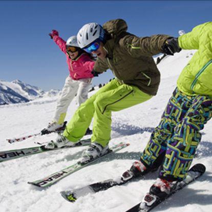 Zillertal, středisko Juns, oblíbená lyžařská oblast na 4 nebo 5 dní, sauna v ceně. Zimní a jarní pobyty.