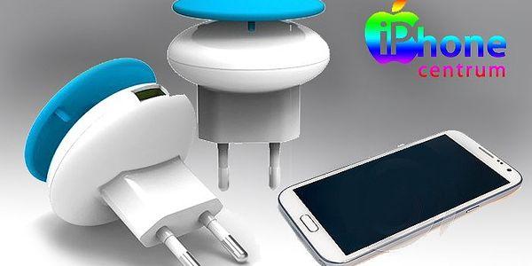 USB nabíječka s vysokou rychlostí nabíjení