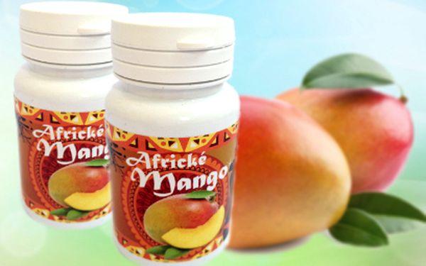 Africké mango za 239 Kč! 60 tablet + 12 navíc!