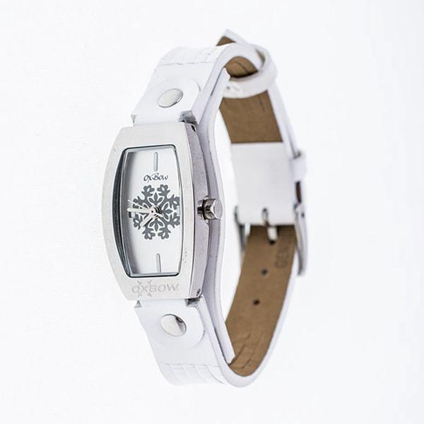 Náramkové hodinky Silver Flow