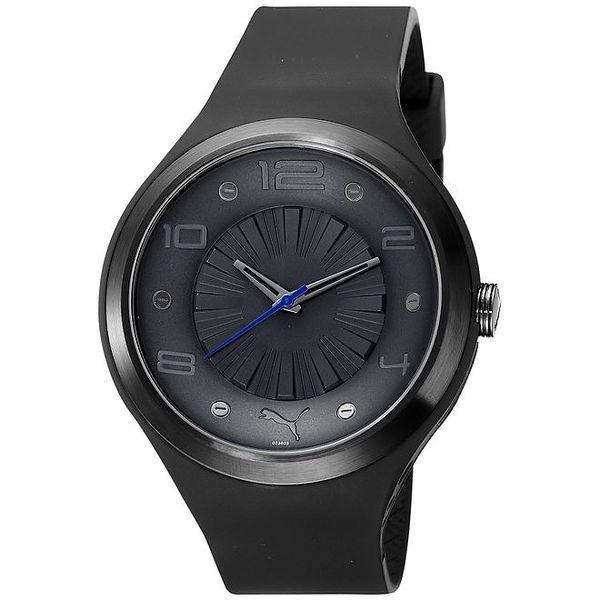 Pánské celočerné hodinky Puma