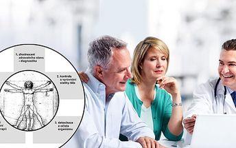 Kompletní diagnostický balíček! REVOLUČNÍ DIAGNOSTIKA LIDSKÉHO TĚLA pomocí přístroje OBERON TITANIUM 1.3 se slevou 72% jen za 799 Kč! 90 min. scan a analýza, 30 min. METATERAPIE a odborná konzultace!