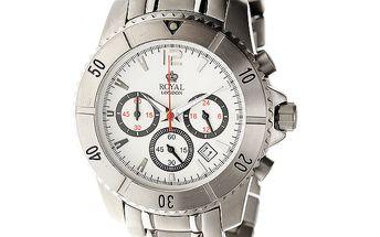 Pánské titanové hodinky Royal London