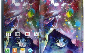 Samolepka na Samsung Galaxy S III, Meow