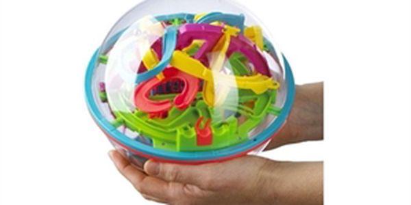 Novodobá hračka pro malé i velké! Intellect ball za super cenu!