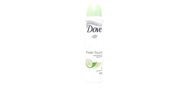 Dove deo spray Svěží dotek 150ml