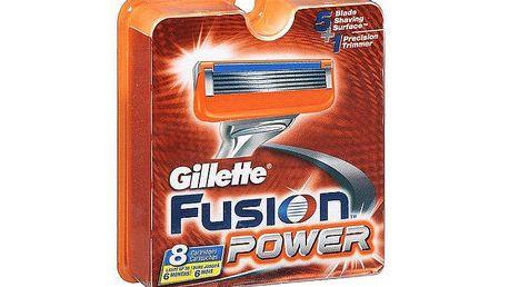 Perfektné žiletky Gillette Fusion pre oslnivý vzhľad