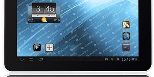 """Dotykový tablet Gogen TA 7400 W 7"""", 4 GB, WF, Android 4.1"""