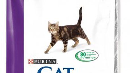 Purina Cat Chow Special Care Hairball 15 kg - krmivo pro dospělé kočky bohaté na přírodní vlákninu