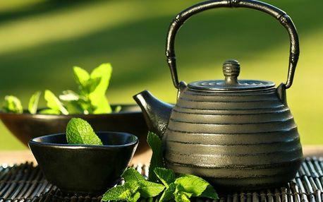 Zelený čaj ručne zbieraný - 200g balenie