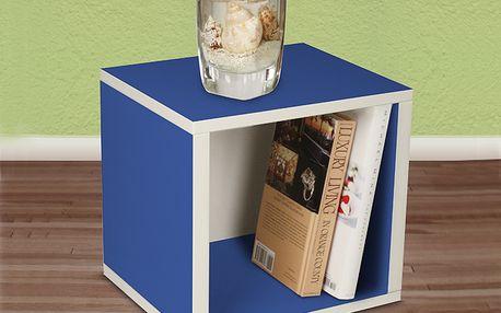 Ekologický nábytek - Kostka modrá