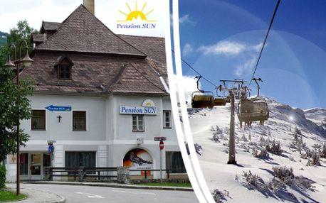 3 - 4 dny v rakouských Alpách od 1879 Kč PRO DVA!