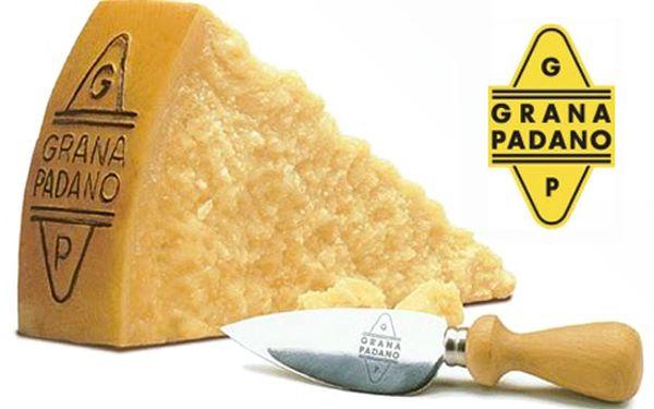 Italský tvrdý sýr Grana Padano – 2×200 g